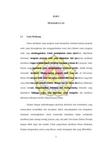 Pengembangan Aplikasi Sistem Pendukung Pengisian Data Borang 3a